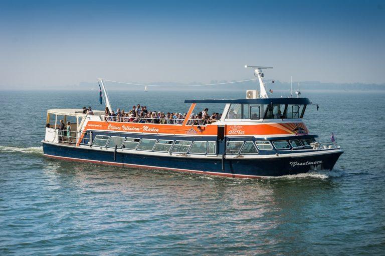 IJsselmeer waterbus Marken Express