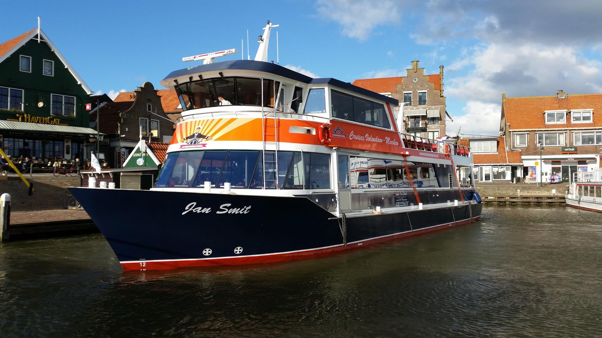 Ms Jan Smit Volendam Marken Express