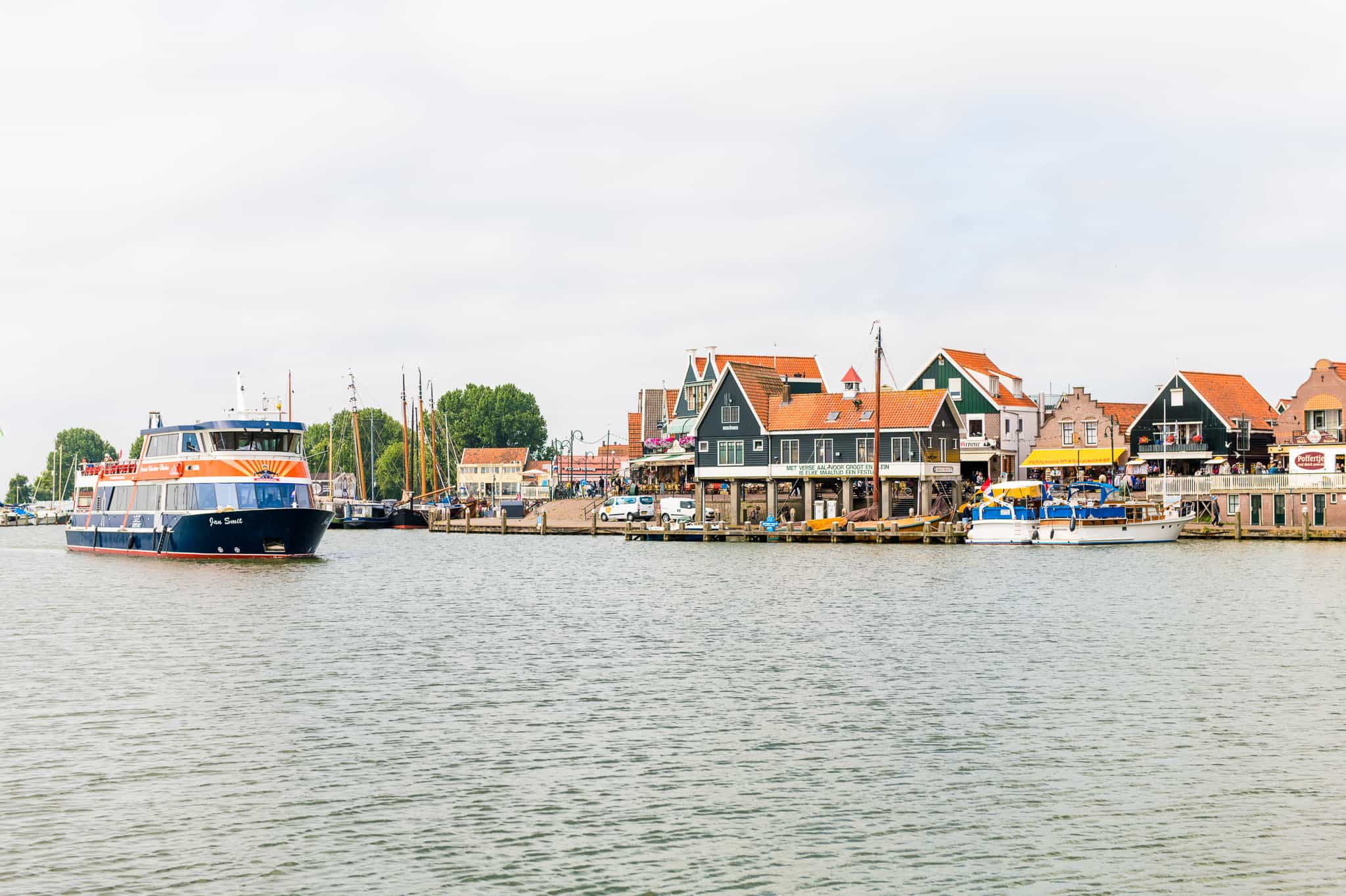 Haven in Volendam