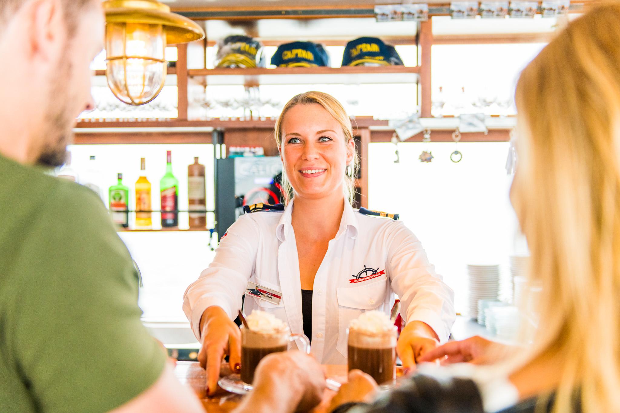 Captain Bar Marken Express