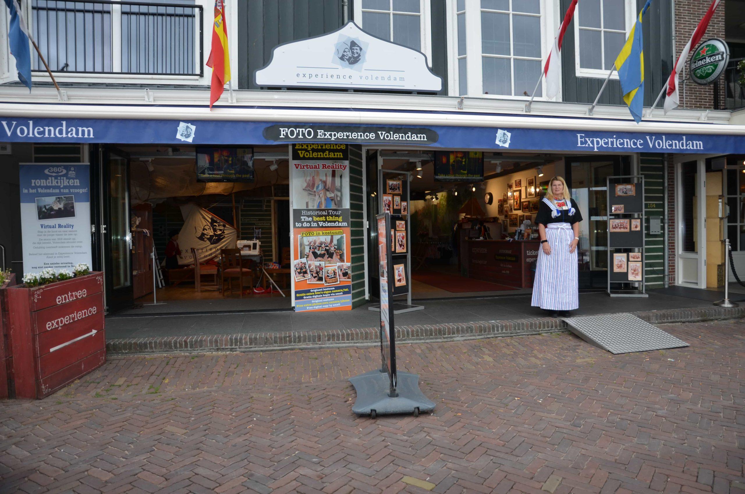 Locatie Experience Volendam