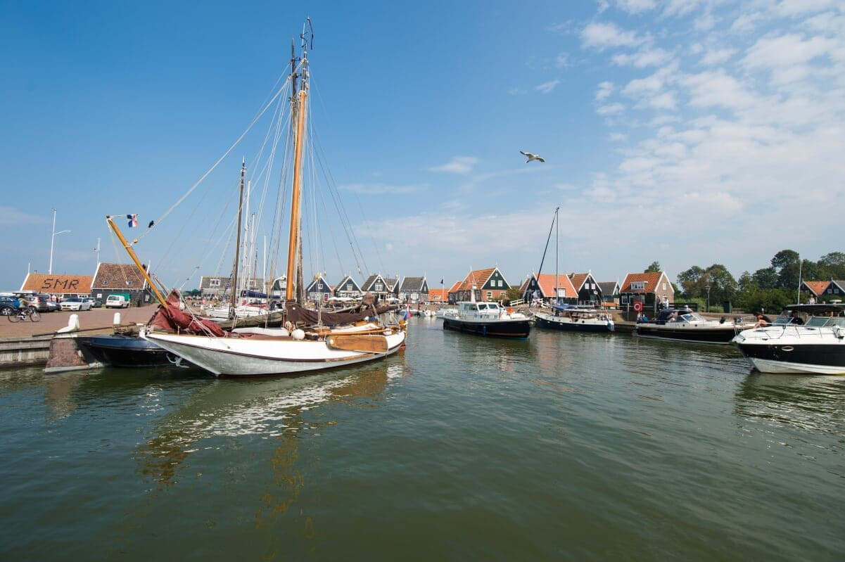 Haven Noord Holland
