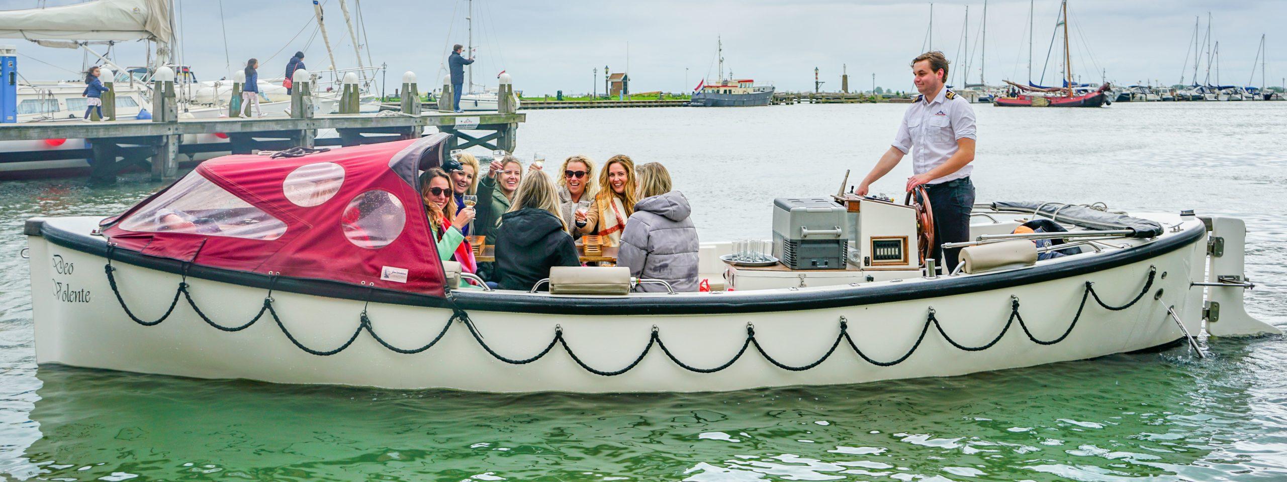 Sloep huren Volendam Marken Express