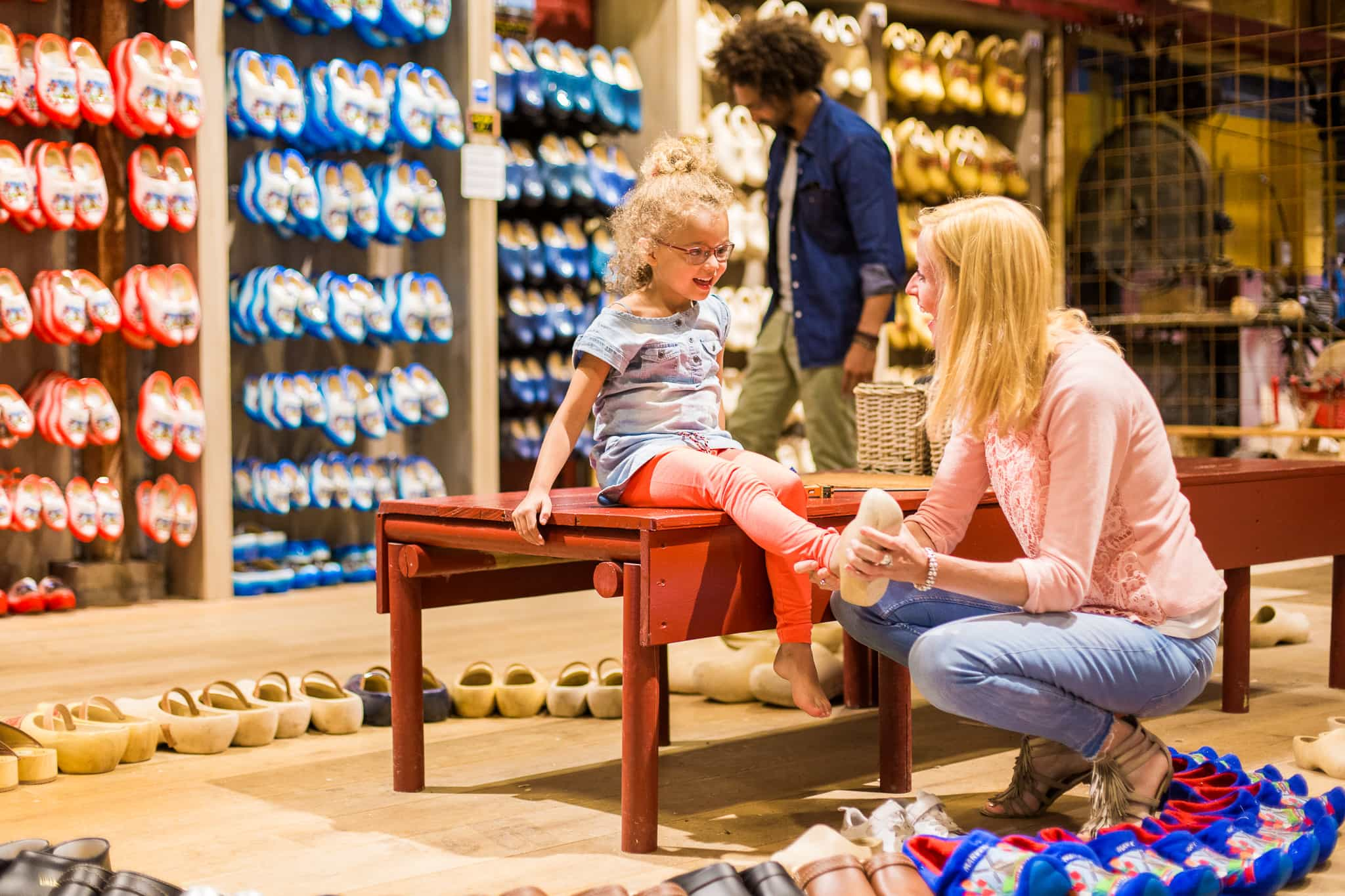 Klompenmakerij activiteit kinderen Marken