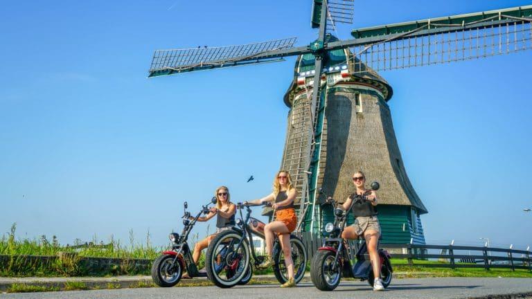 e fatebike in Volendam huren