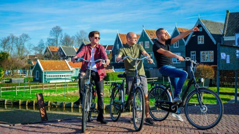 Sportief arrangement in samenwerking met Volendam Express