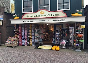Wooden Shoe Volendam