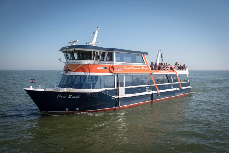Boottocht naar Pampus forteiland